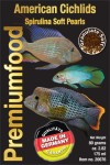 American cichlid spirulina pearls Discusfood