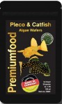 Pleco & Catfish Algae Wafers  Discusfood