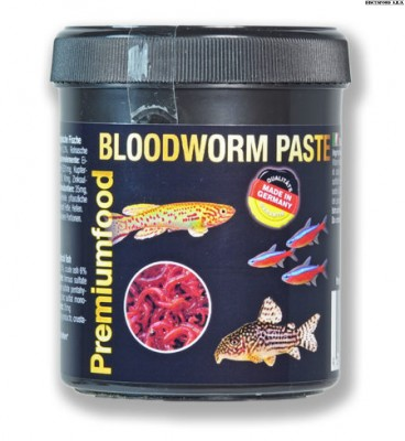 Bloodworms paste 350g