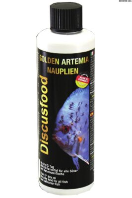 Golden Artemia Nauplien 250 ml