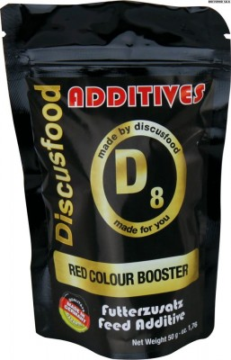 D8 Red Color Booster