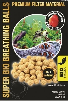 Breathing Bio ceramic ball  1L