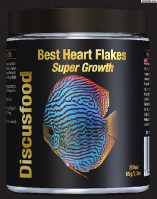 Best Heart Flakes Super Growth 300ml.