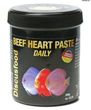 Beef Heart Paste Daily 125g.